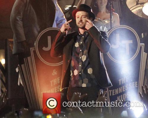 Justin Timberlake, Hollywood Blvd