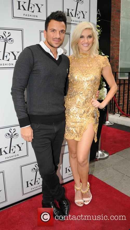 Peter Andre and Ashley Roberts 6