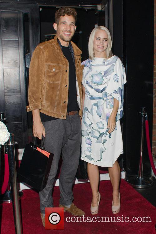 Max Rogers and Kimberly Wyatt 3