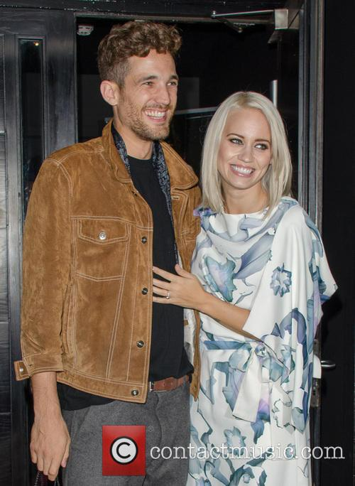 Max Rogers and Kimberly Wyatt 4