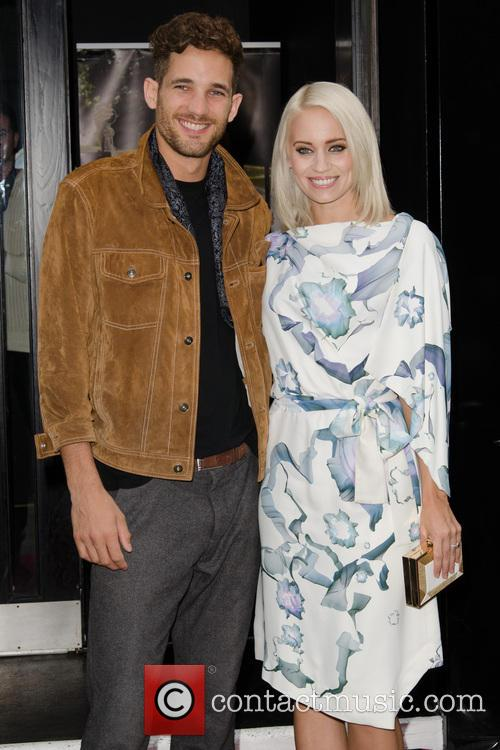 Max Rogers and Kimberly Wyatt 5