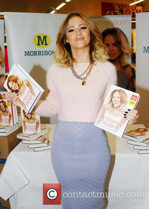 Kimberley Walsh and Kimberely Walsh 4