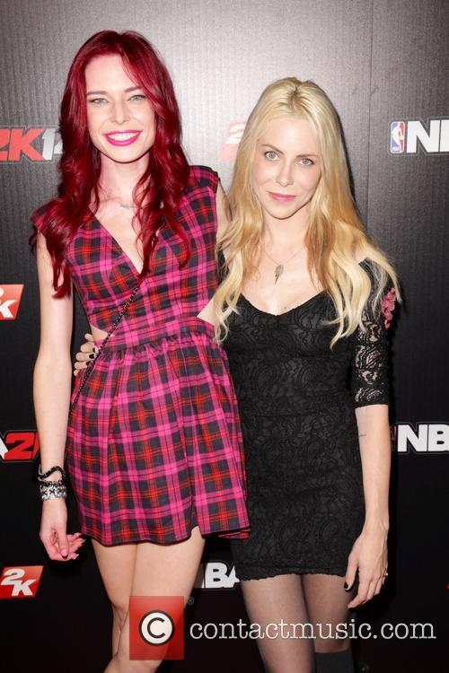 Chloe Dykstra and Michele Morrow 6