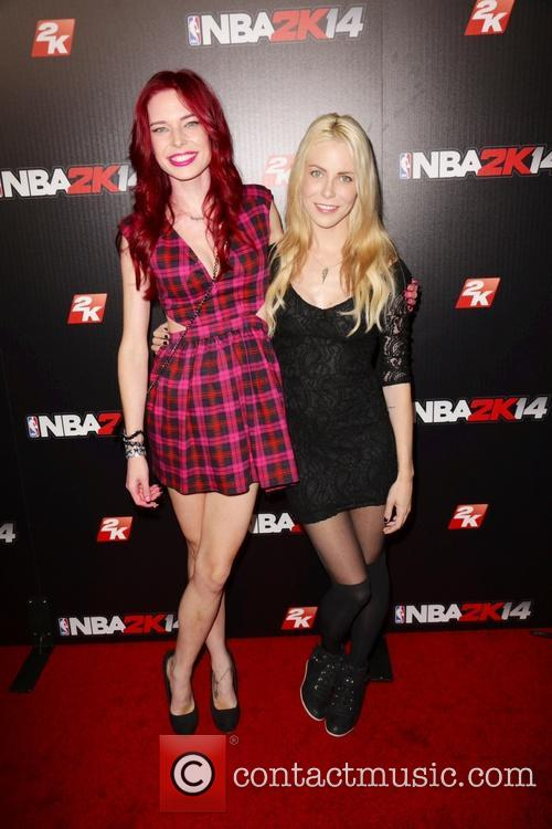Michele Morrow and Chloe Dykstra 2