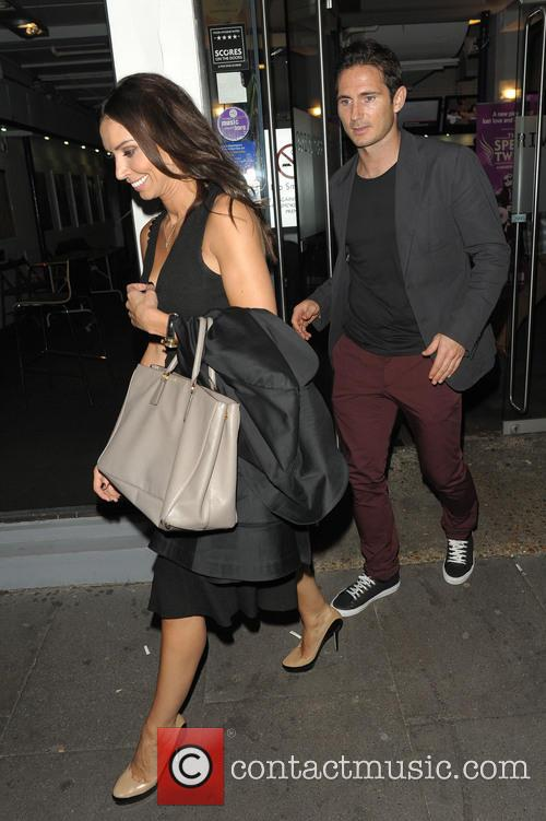 Christine Bleakley and Frank Lampard 1