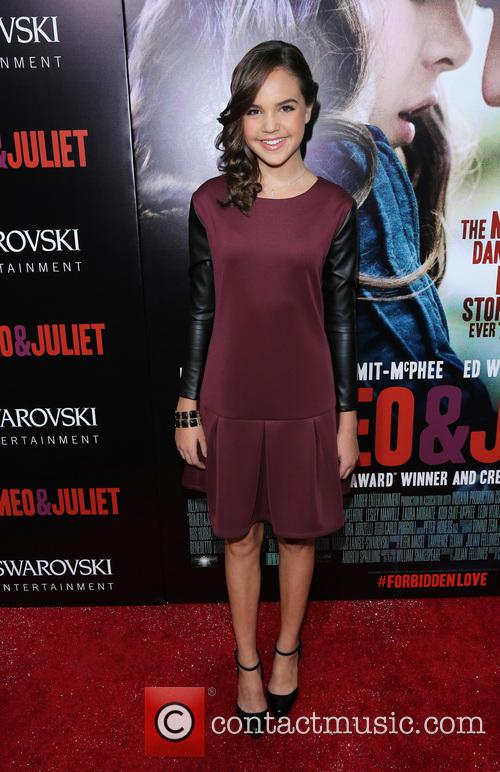 Bailee Madison, ArcLight Cinemas
