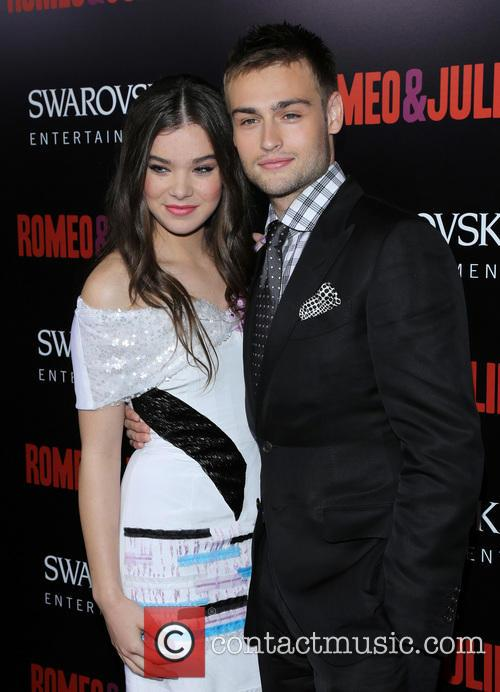 Hailee Steinfeld and Douglas Booth 1