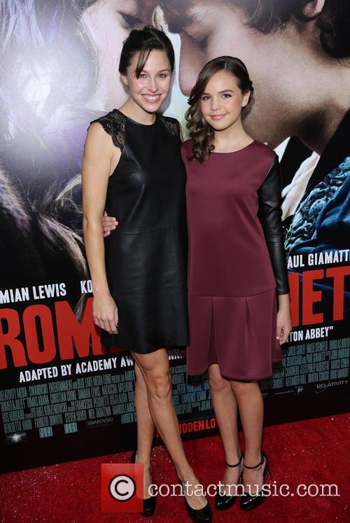 Bailee Madison and Kaitlin Riley 3