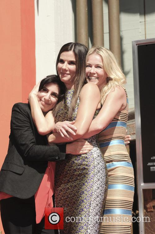 Sandra Bullock and Chelsea Handler 9