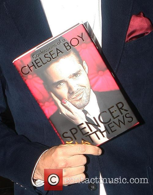 Spencer Matthews Book Launch Party