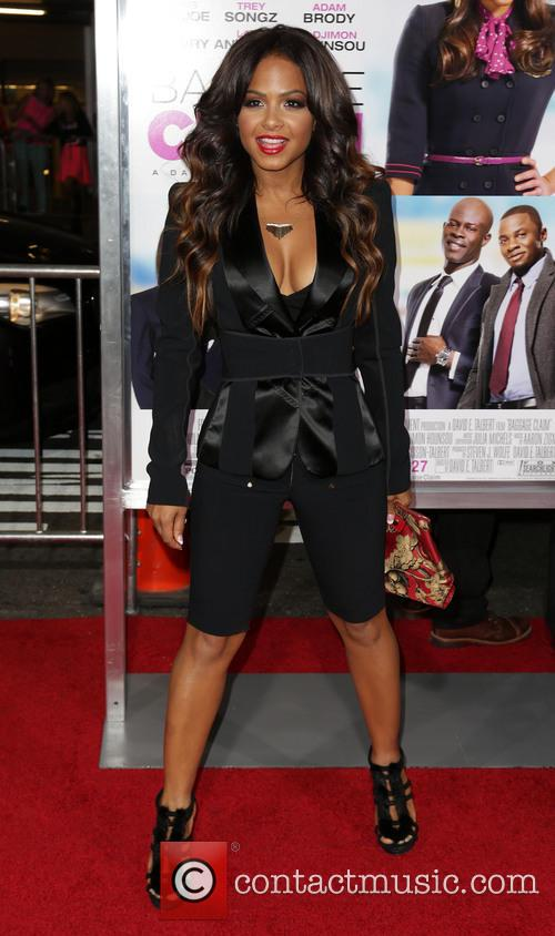 CHRISTINA MILIAN, Premiere House at Regal Cinemas L.A. Live