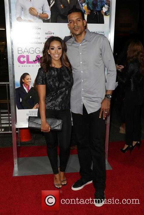 Gloria Govan and Matt Barnes 2