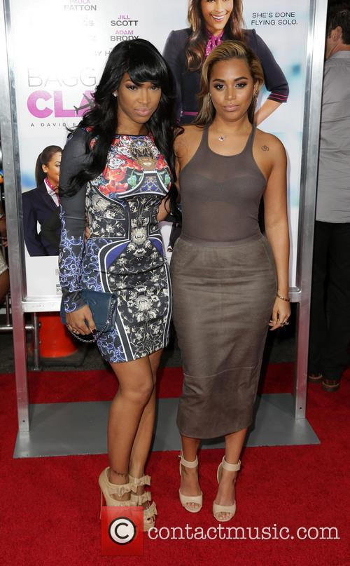 Guest and Lauren London 2