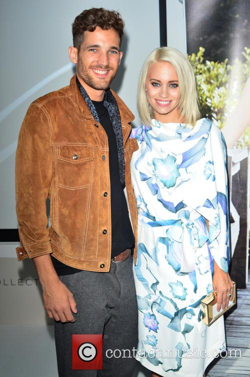 Kimberly Wyatt and Max Rogers 8
