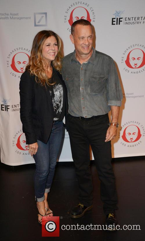 Rita Wilson and Tom Hanks 2