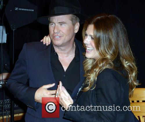 Val Kilmer and Rita Wilson 2