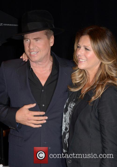 Val Kilmer and Rita Wilson 3