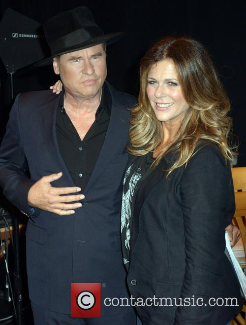 Val Kilmer and Rita Wilson 5