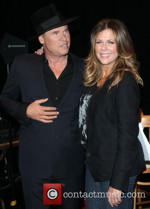 Val Kilmer and Rita Wilson 10