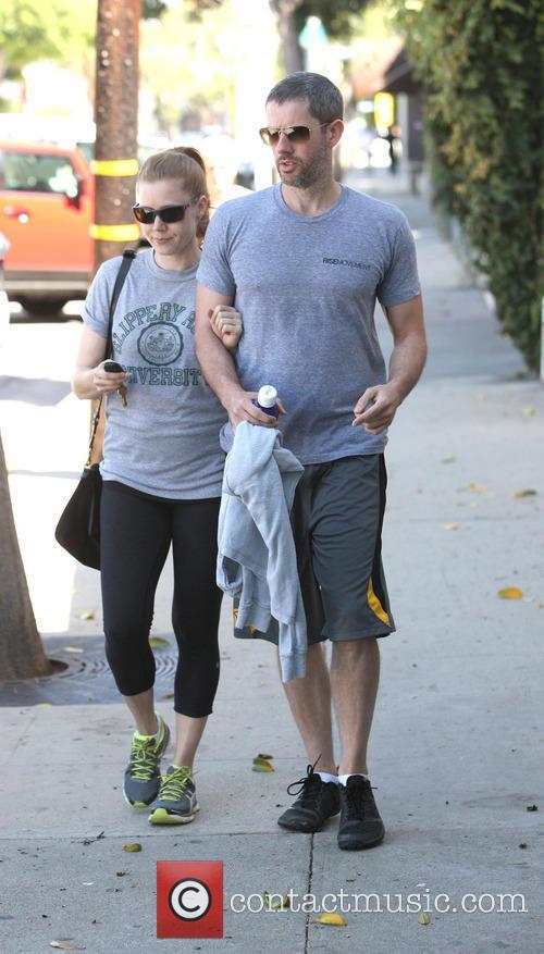 Amy Adams and Darren Le Gallo 2