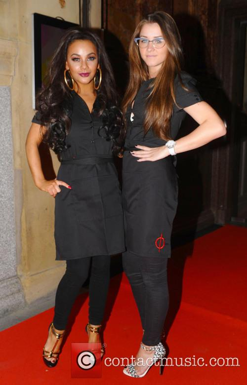 Chelsee Healey and Brooke Vincent 2