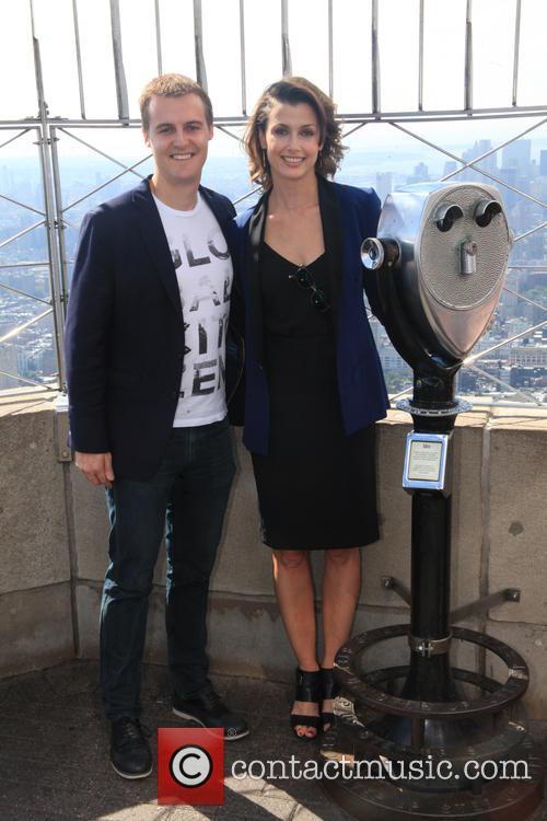 Hugh Evans and Bridget Moynahan 3