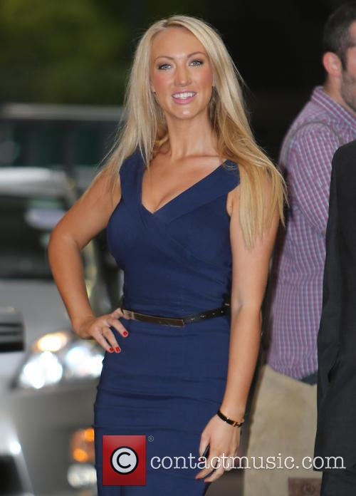 leah totton celebrities at the itv studios 3882059