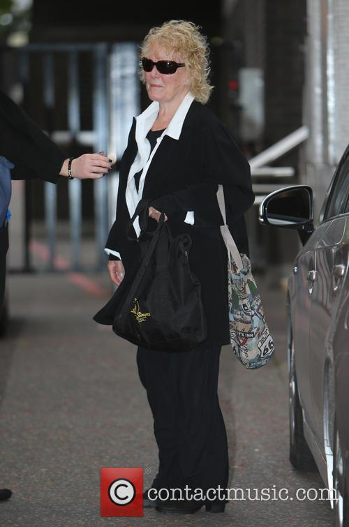 petula clark celebrities at the itv studios 3882118