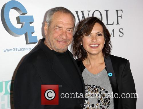 Dick Wolf and Mariska Hargitay 5