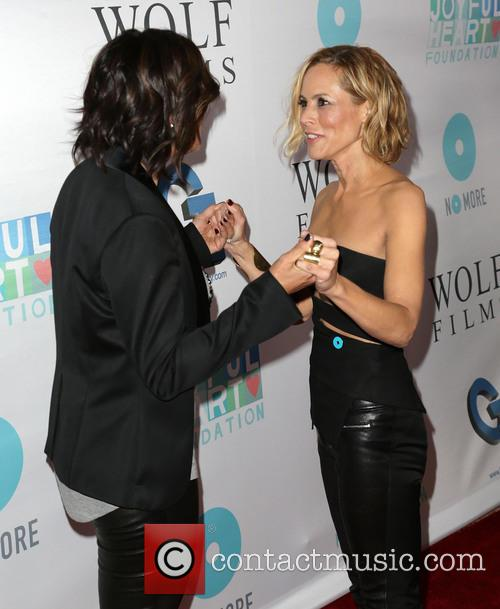 maria bello mariska hargitay joyrocks launch of the 3882853
