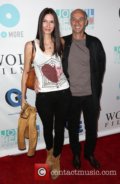 Claudia Graf and David Marciano