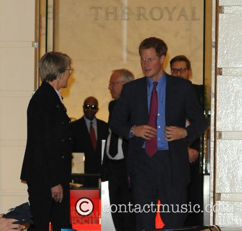 Julie Maxton and Prince Harry 2