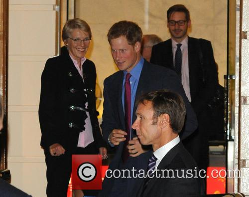Julie Maxton and Prince Harry 3