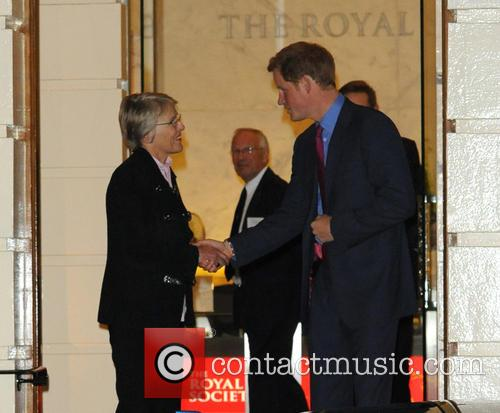 Julie Maxton and Prince Harry 4