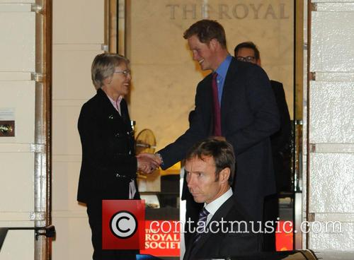 Julie Maxton and Prince Harry 1