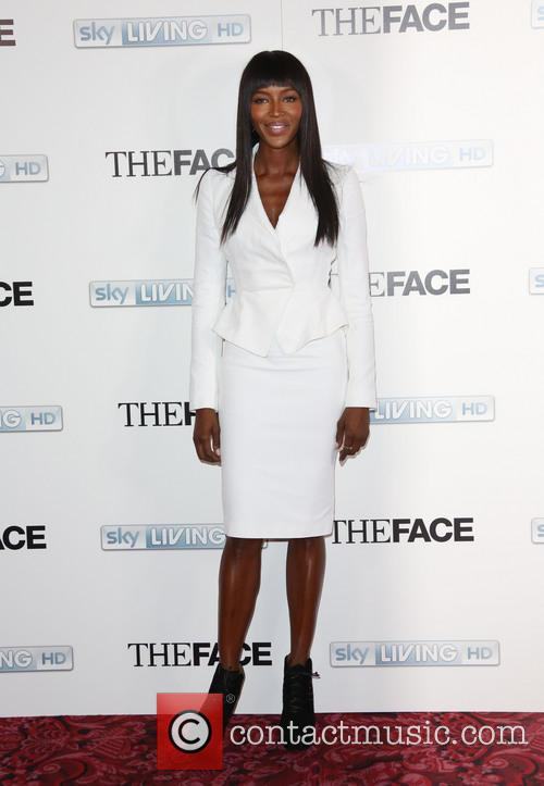 naomi campbell the face tv press launch 3882204