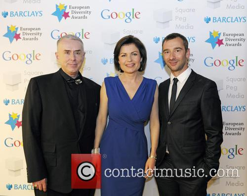 Holly Johnson, Jane Hill and Charlie Condou 2