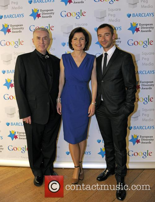 Holly Johnson, Jane Hill and Charlie Condou 4
