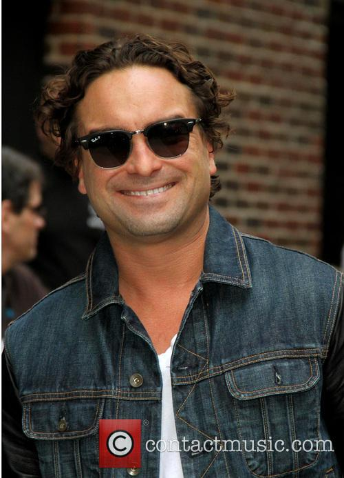 Johnny Galecki 7
