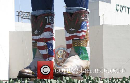 Big Tex returns to the State Fair of...