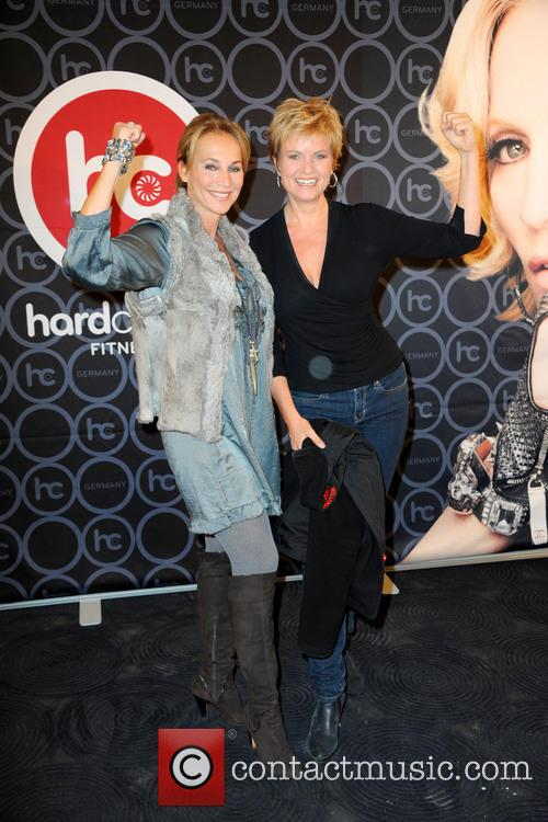 Hard Candy Fitness Club opening