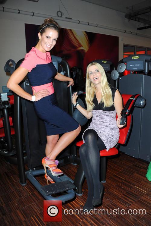 Kerstin Linnartz and Tanja Buelter 2