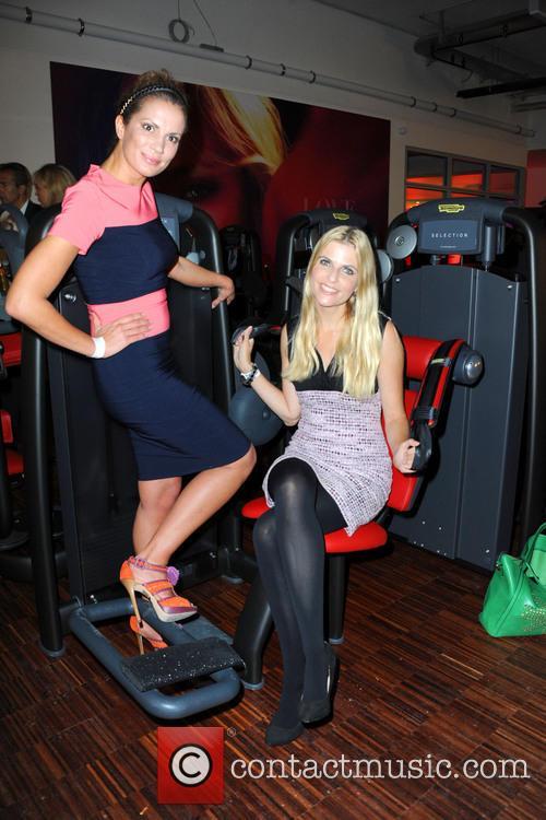 Kerstin Linnartz and Tanja Buelter 1