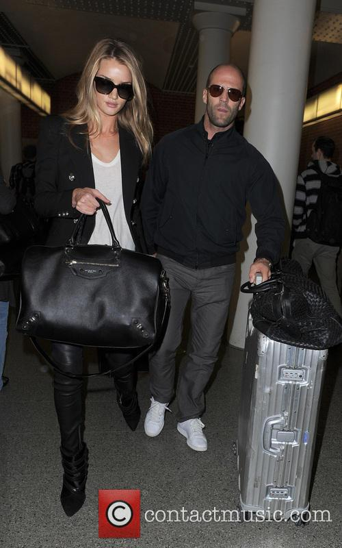 Rosie Huntington-whiteley and Jason Statham 3