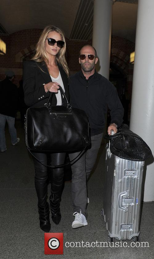 Rosie Huntington-Whiteley and Jason Statham 10