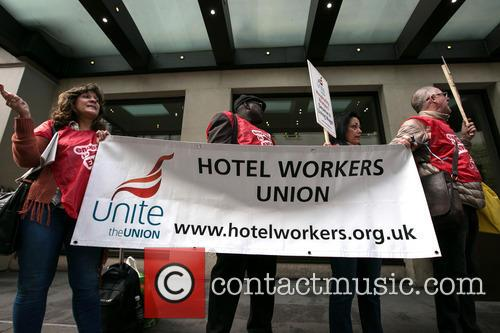 Members, Unite and Living Wage 2