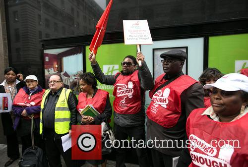 Members, Unite and Living Wage 3