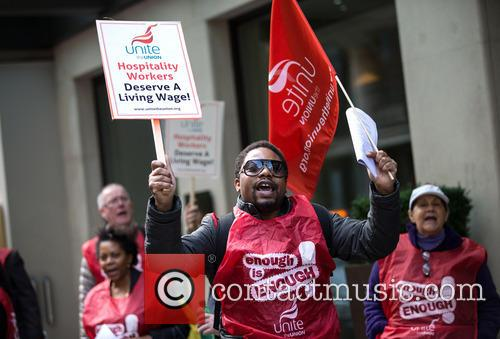 Members, Unite and Living Wage 4