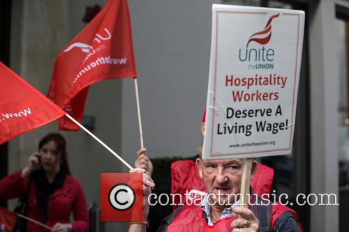 Members, Unite and Living Wage 5