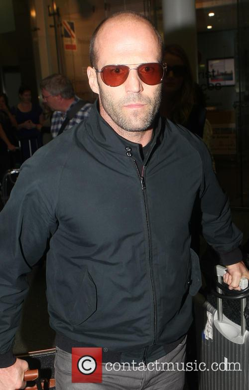 Jason Statham, Kings Cross St Pancreas